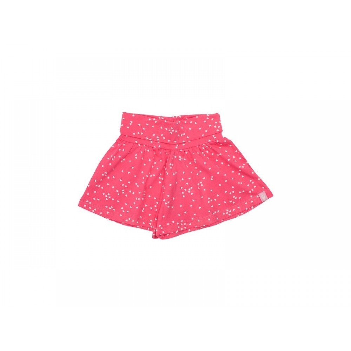 Danefæ pige shorts konfettihjerter-31