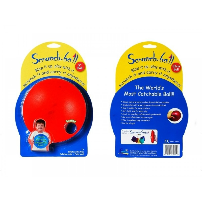 Scrunch bold, blød bold i lilla fra Funkit World-31