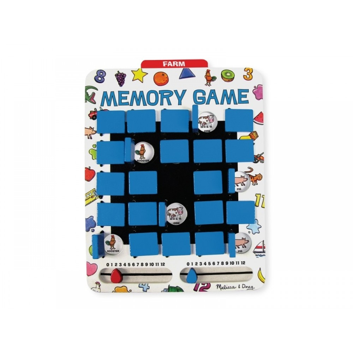 Memory spil for børn fra Melissa and Doug-31