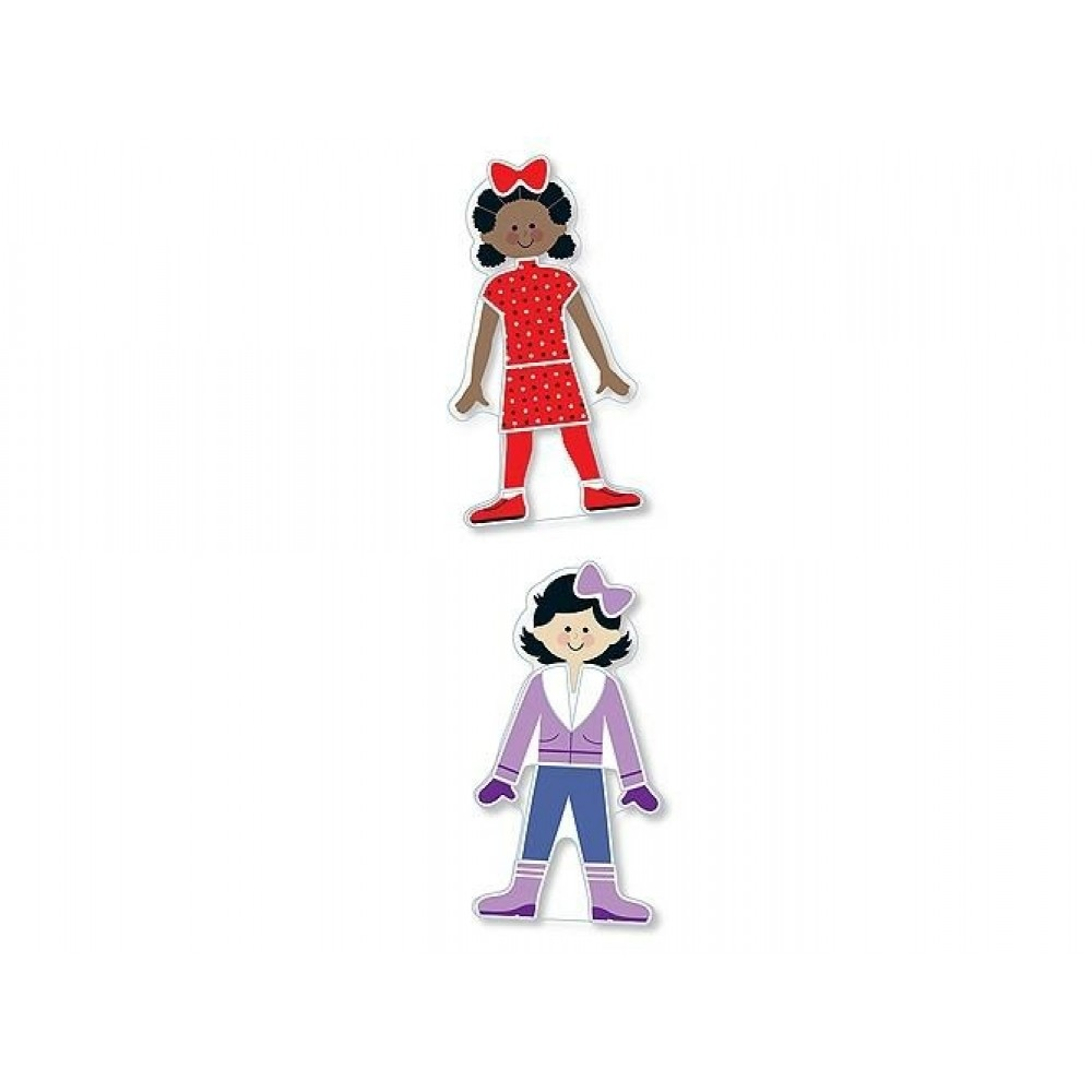 Melissa and Doug Fashion Stickers 600 klistermærker*-31