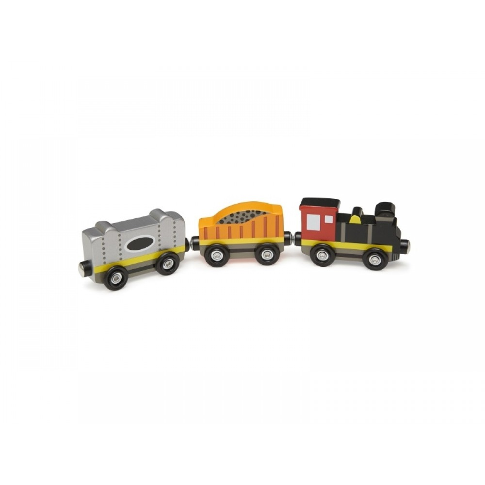 Togvogne i Træ, Magnetisk Melissa and Doug-31