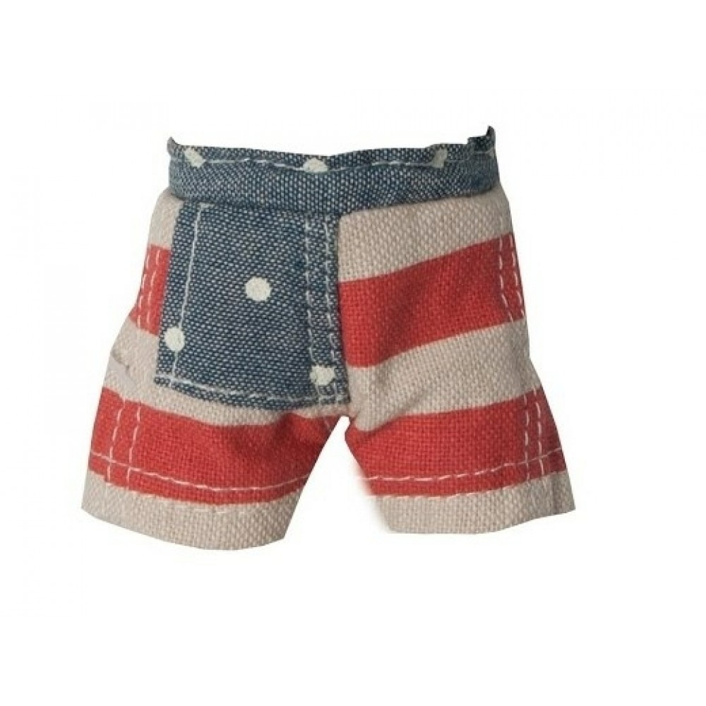Maileg Amerikaner shorts str. mini*-31
