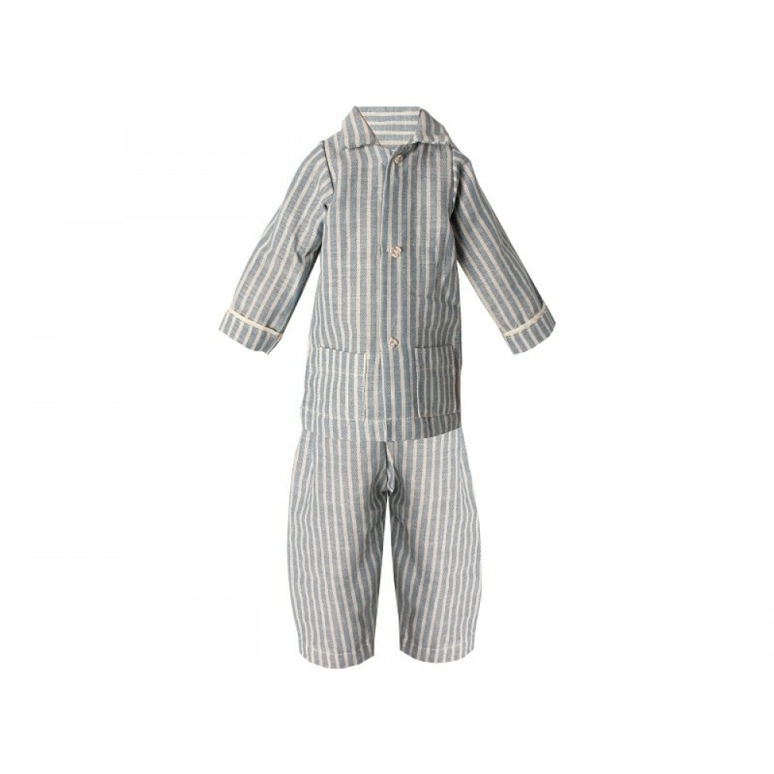 Pyjamas maxi til Maileg kaniner-31
