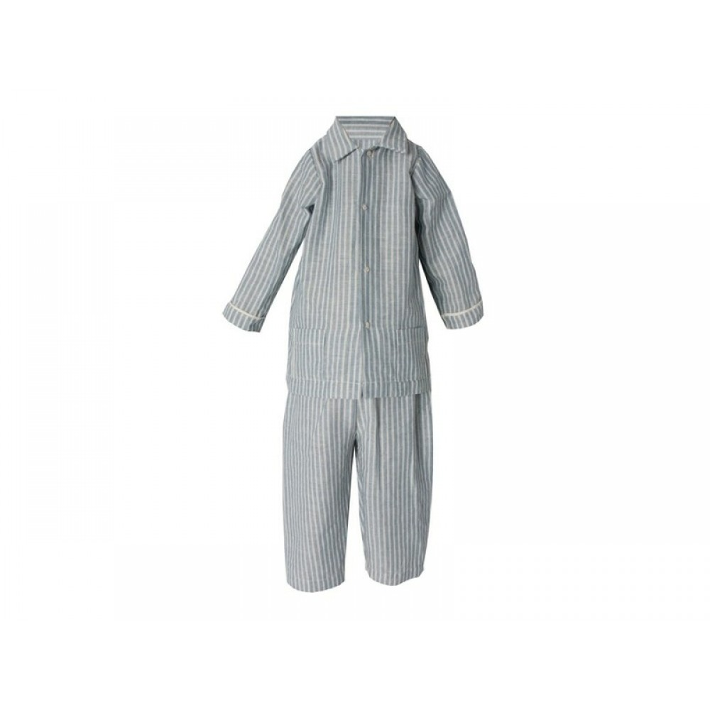 Maileg Mega Maxi pyjamas til Rabbit of Bunny*-31