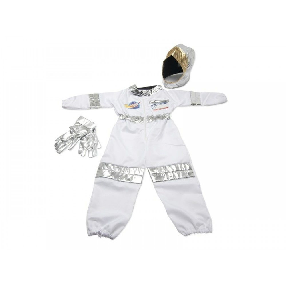 Melissa and Doug Astronaut kostume str. 3-6 år-31