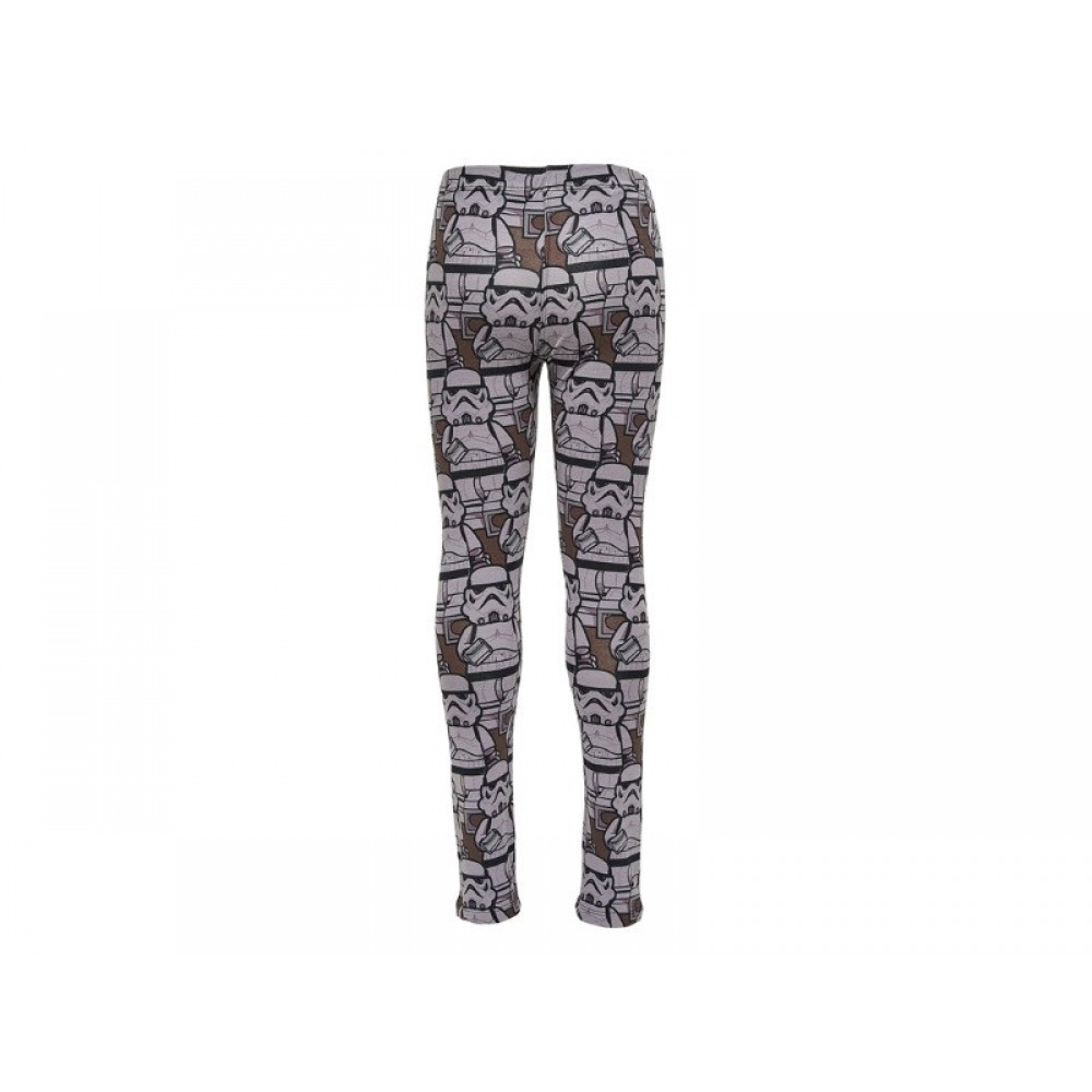 LEGO wear Leggings pige med Star Wars Stormtrooper-31