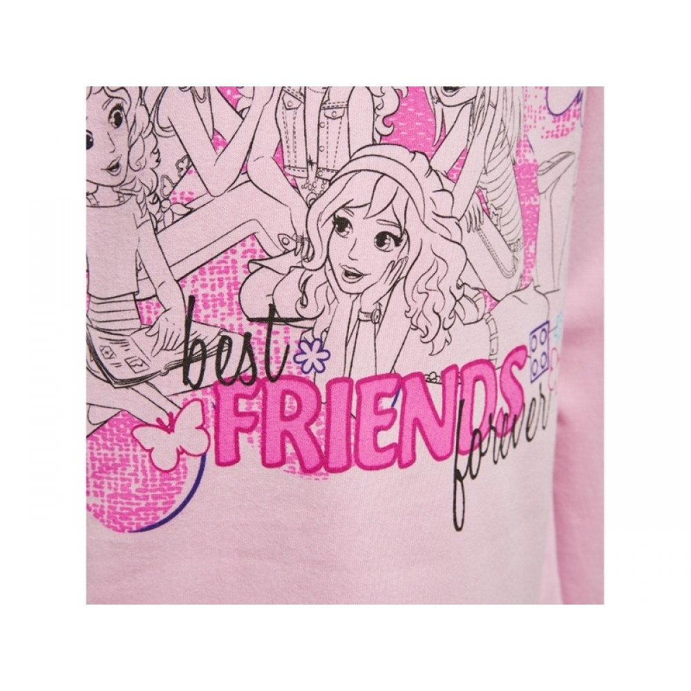 LEGO Friends Bluse Best Friends Forever Rosa-31