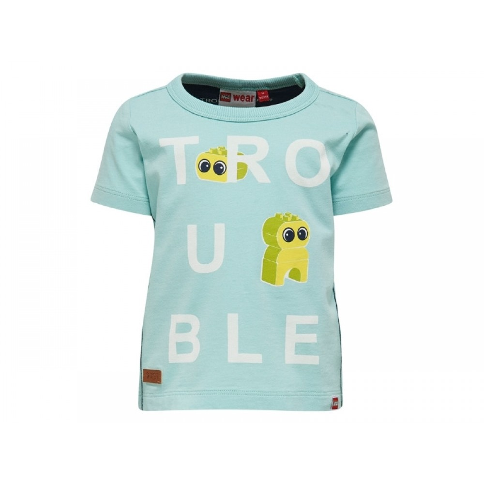 LEGO DUPLO T-shirt Lys Grøn-31
