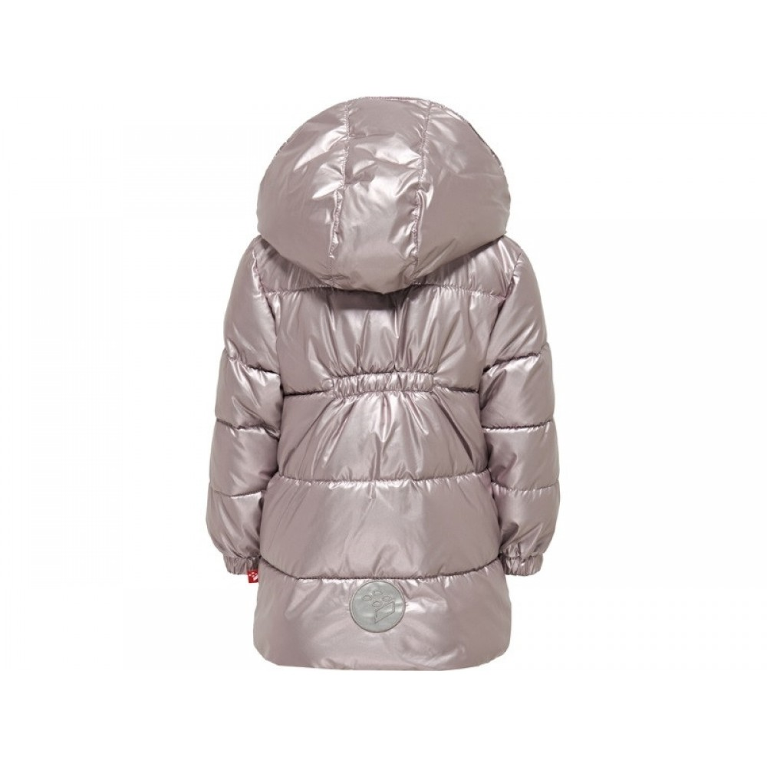 LEGO DUPLO Vinterjakke Pige Metallic Rosa-31