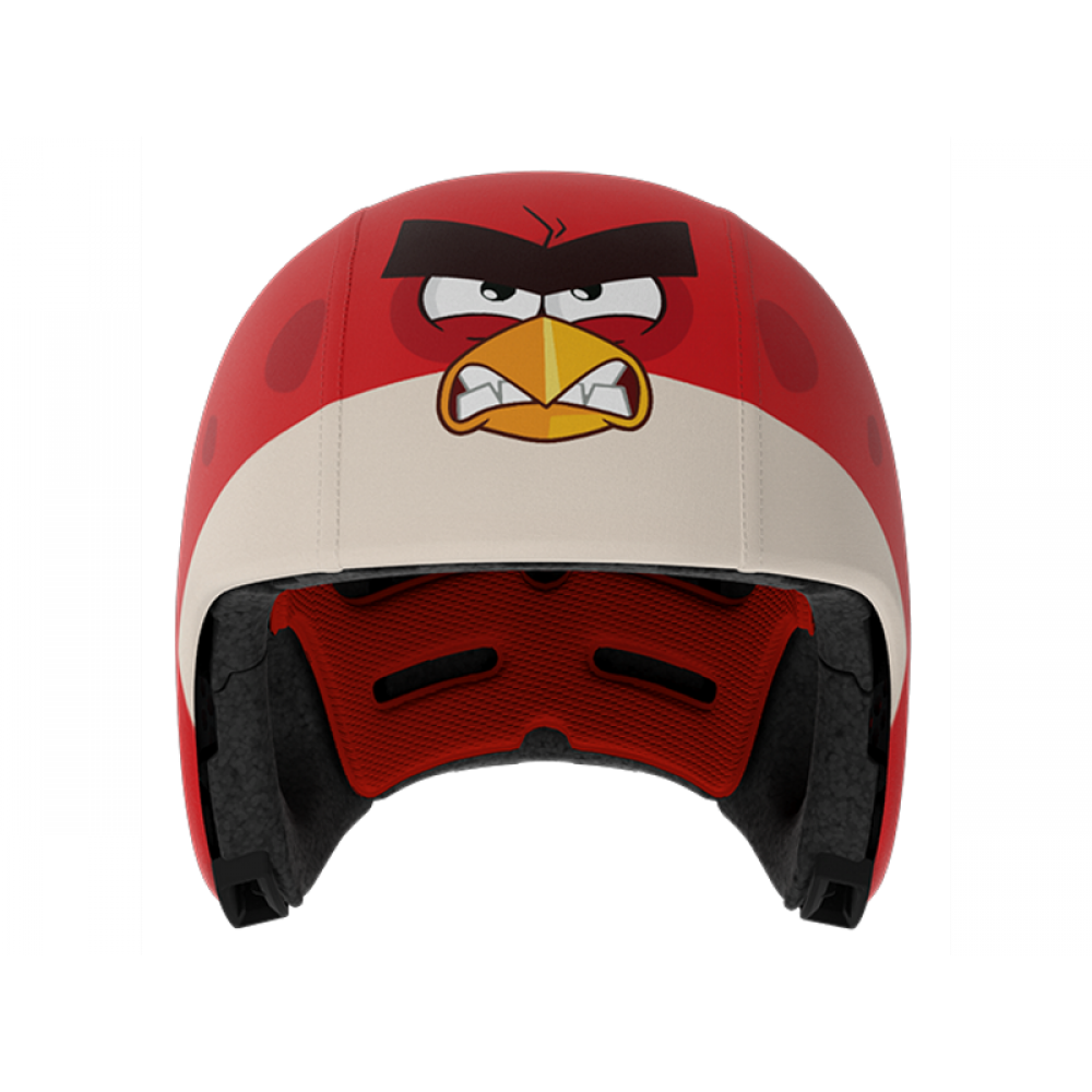 Angry Birds rødt skin til EGG Helmets Medium-31