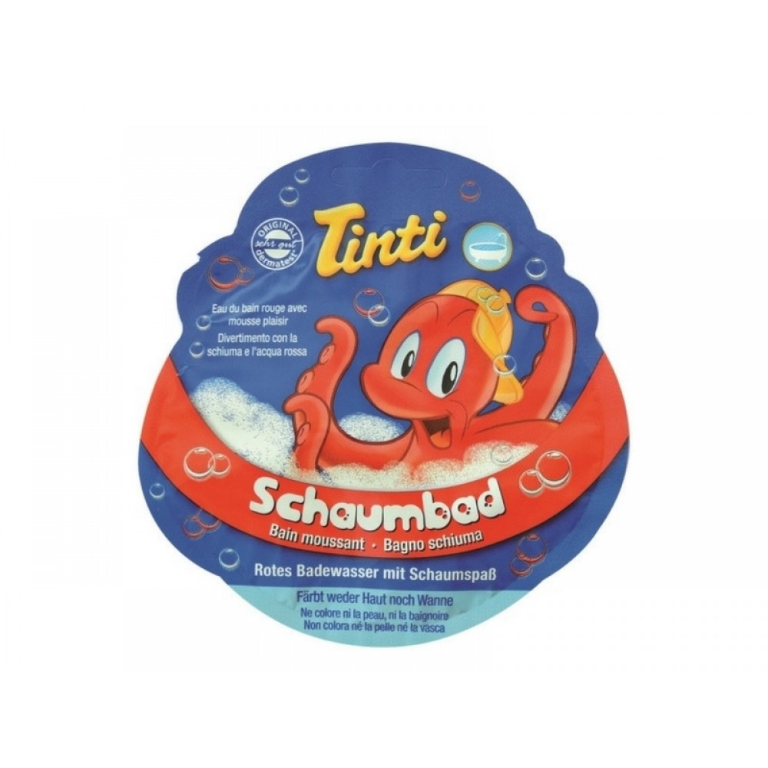 Rødt skumbad fra Tinti-31