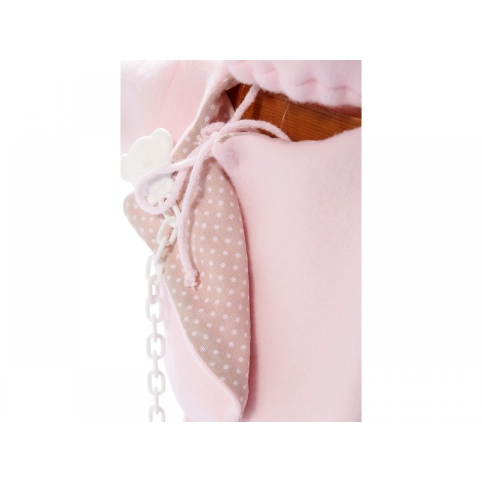 Maria Dukketøj Vendbart lyserødt sæt-31