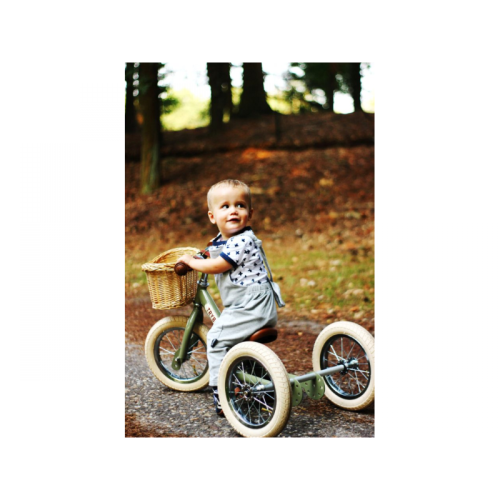 Cykelkurv i flet til løbecykler Trybike-31