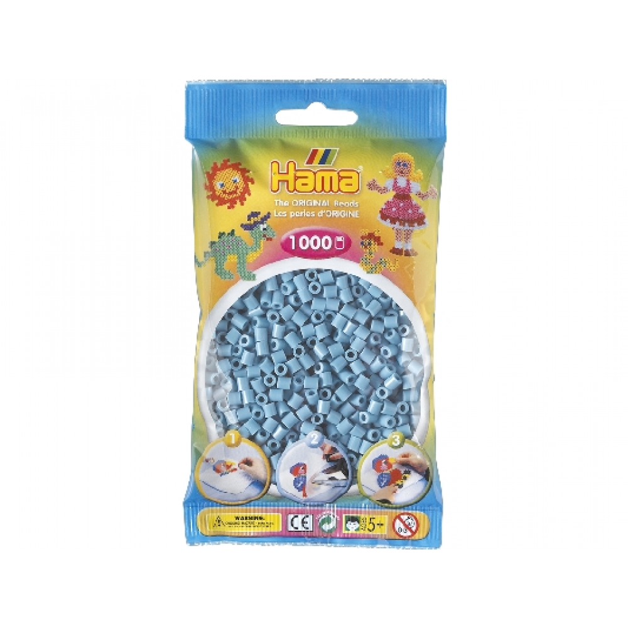 HAMA Midi Perler 1.000 stk., Turkis-31