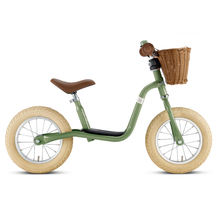 PUKY Vintage Løbecykel Retro Grøn-31