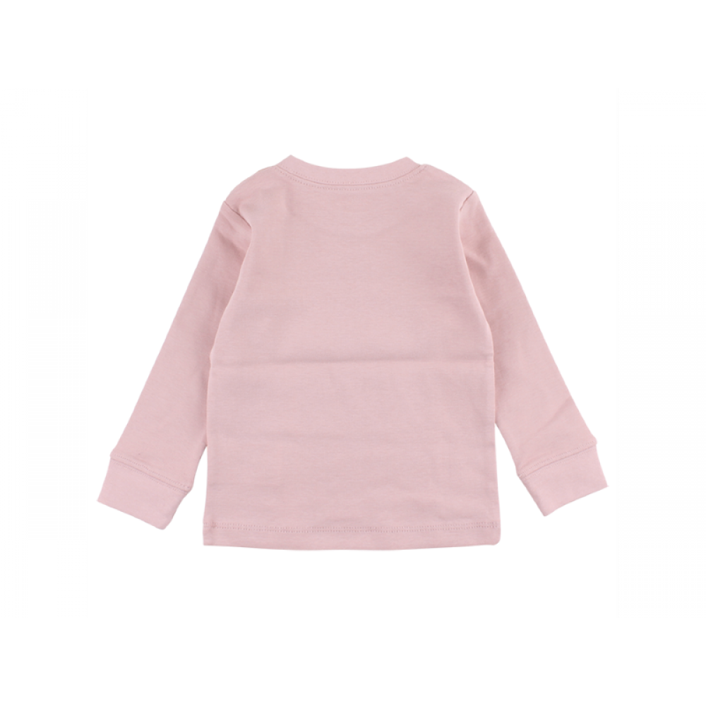 Small Rags Fly Bluse Rosa-31