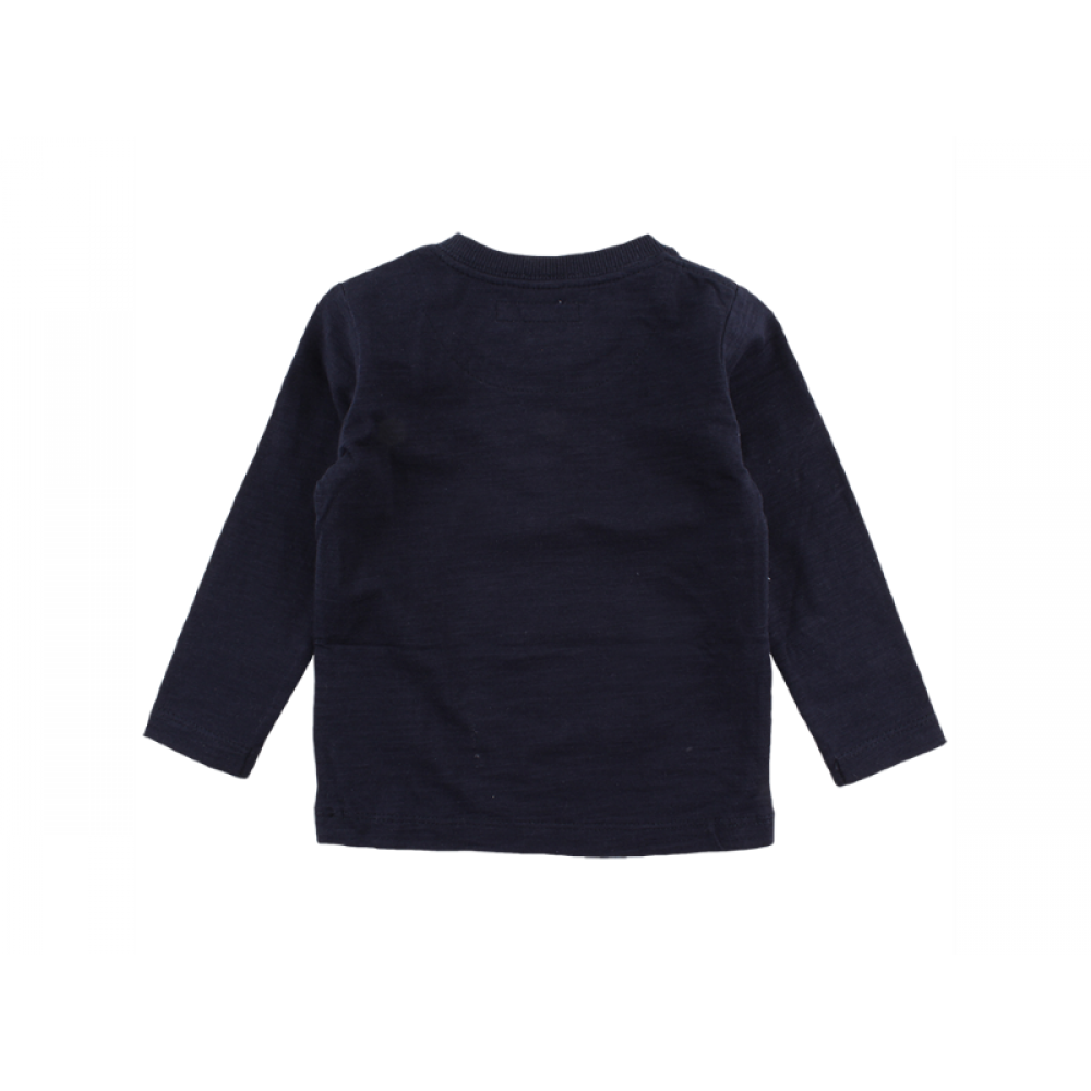 Small Rags Felix Bluse Navy-31