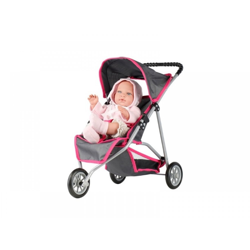 Baby jogger til dukker Mini Mommy-31