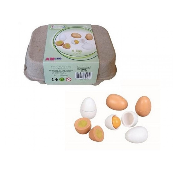 MaMaMeMo 6 stk æg i bakke-31