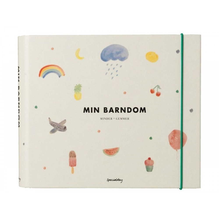 Barnets bog Min Barndom, Minder og Gemmer-31