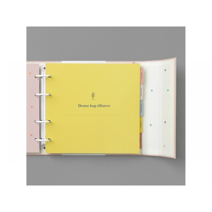 Specialday Mine første år Album Special Edition, Rosa-31
