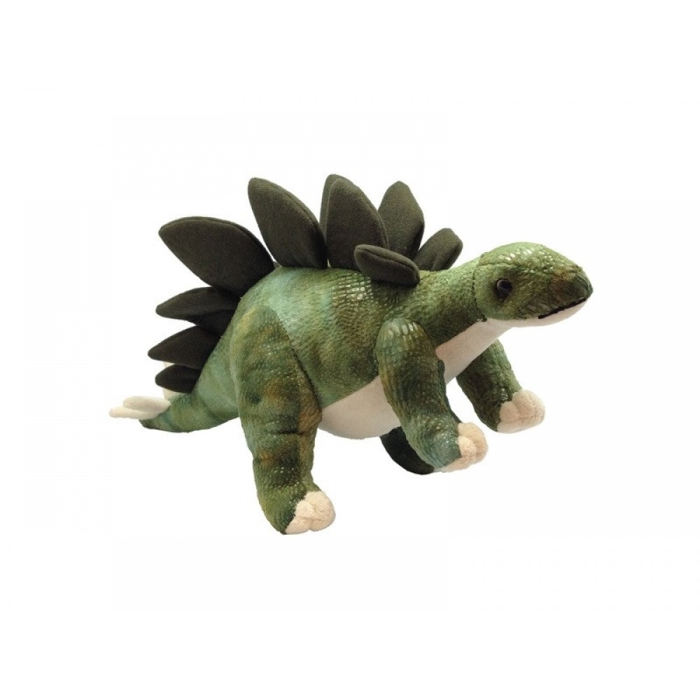 Dinosaur Stegosaurus Bamse Wild Republic-31
