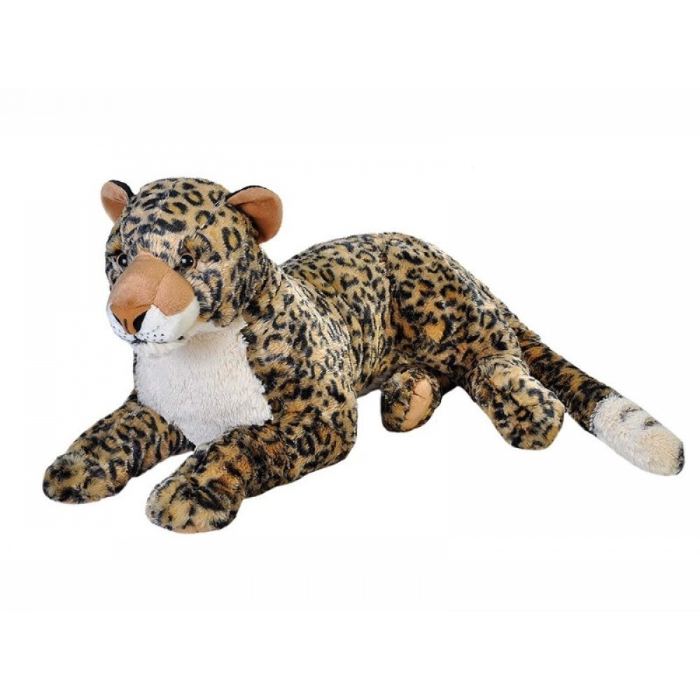 Jumbo bamse, Afrikansk Leopard Wild Republic-31