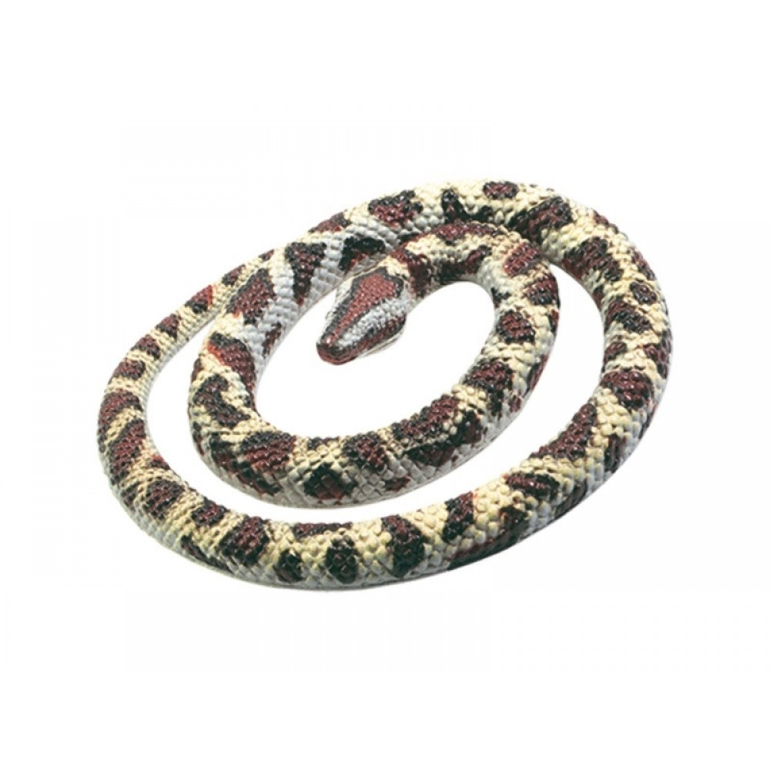 Wild Republic Python slange i gummi 66 cm-31