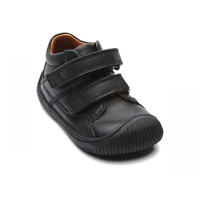 Bundgaard Walk Velcro begyndersko Sort-31