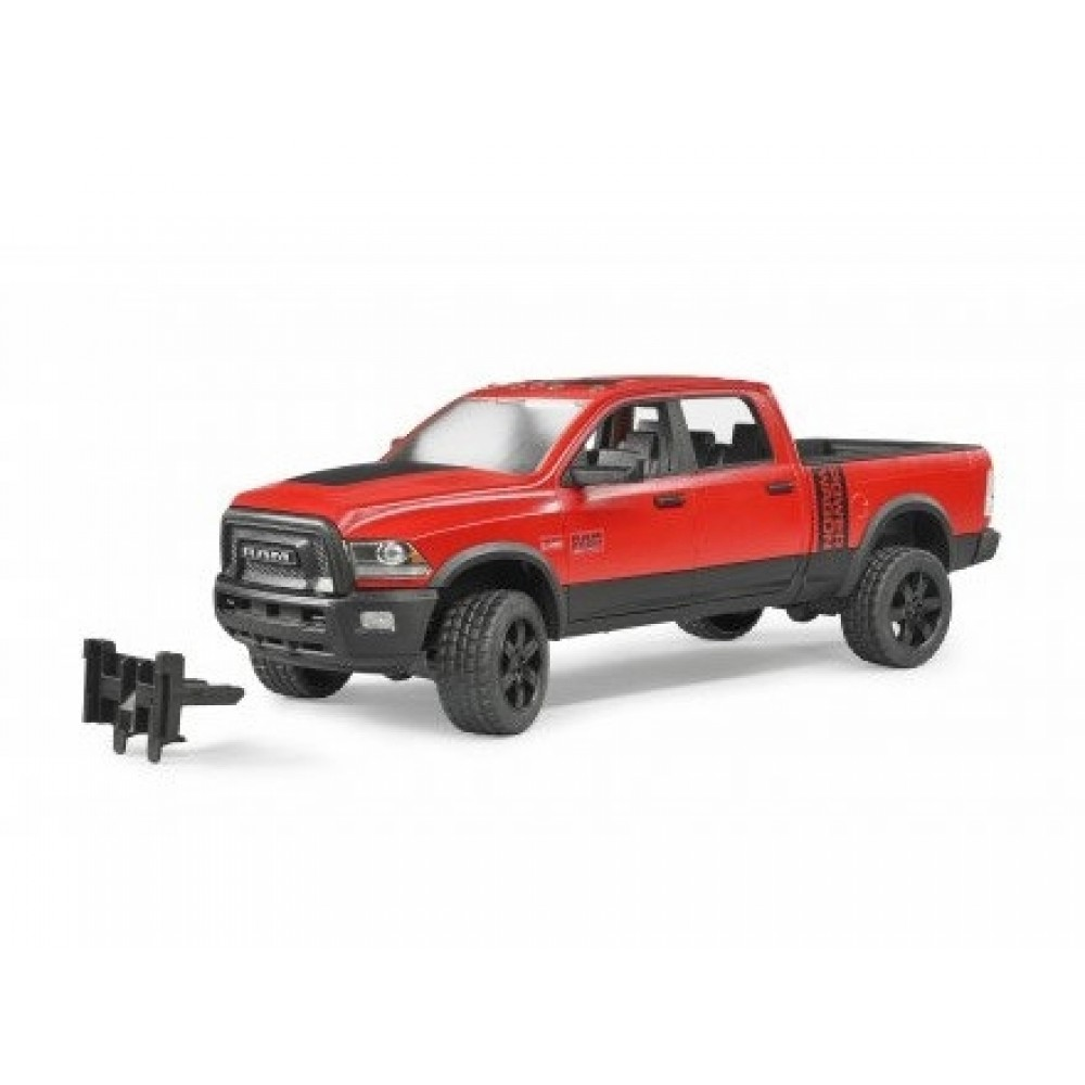 Bruder RAM 2500 Power Pick Up Truck-31