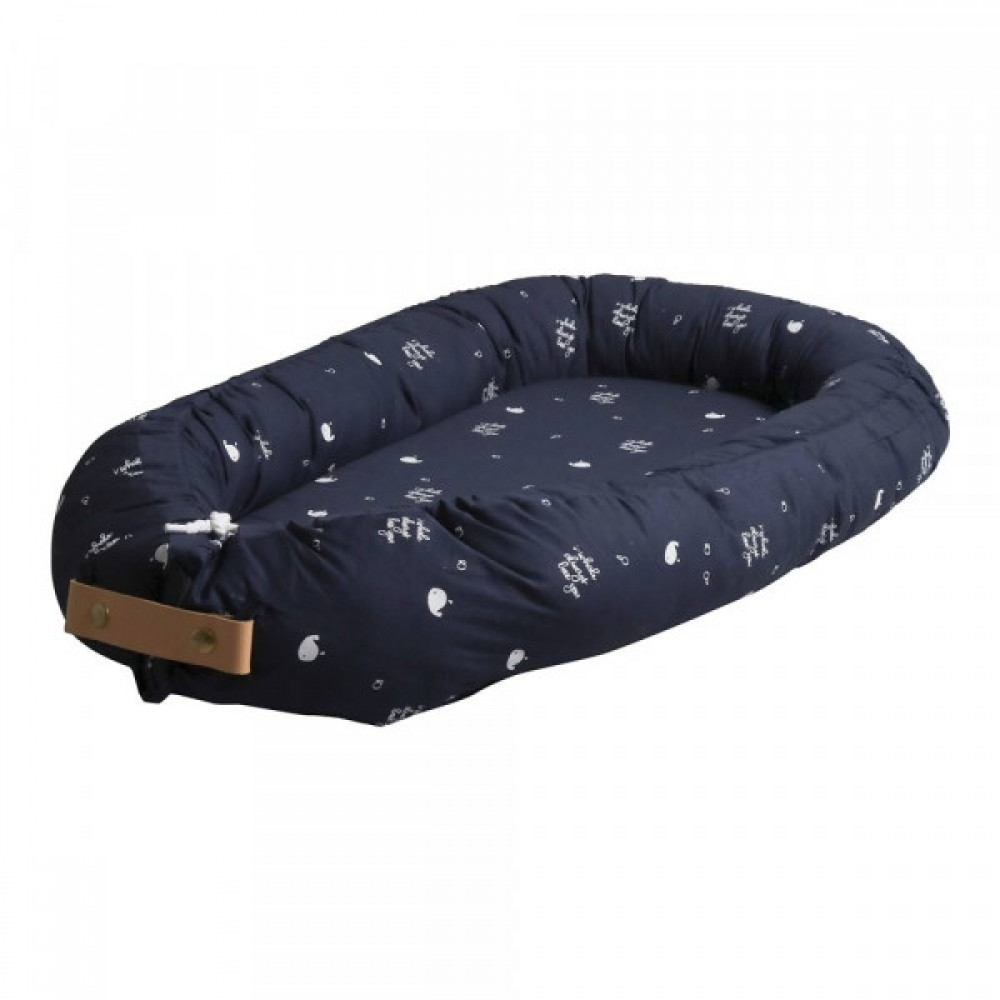 Babynest Night Swim, Navy Filibabba-31