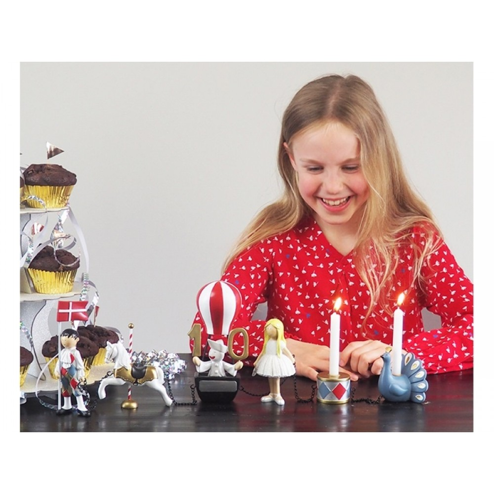 Fødselsdagstog, Harlekin og Columbine Kids by Friis-31