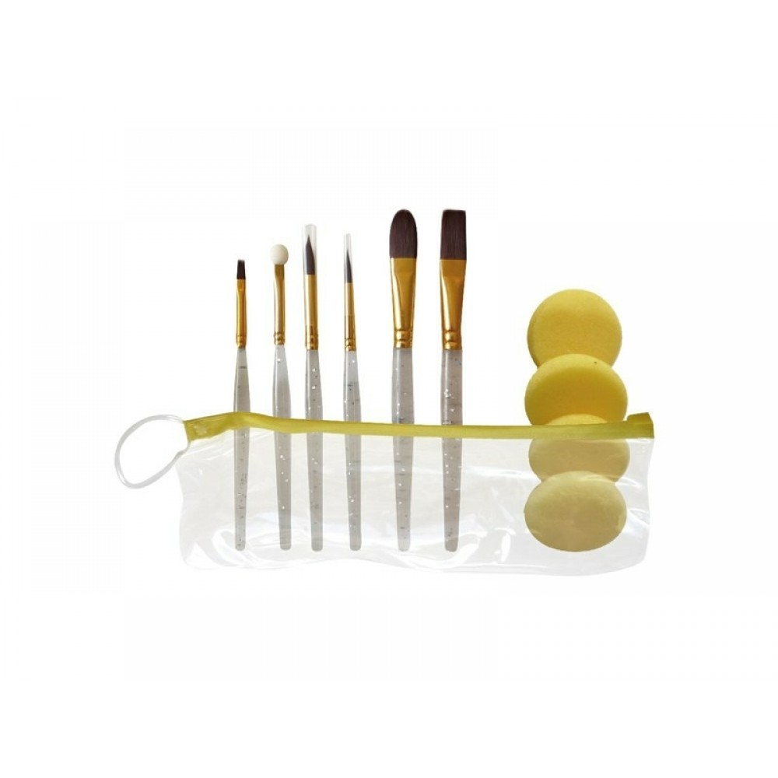 Grimtout Deluxe make-up penselsæt*-31