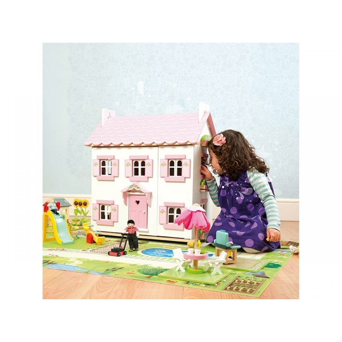 Le Toy Van Legetæppe til dukkehuse*-31