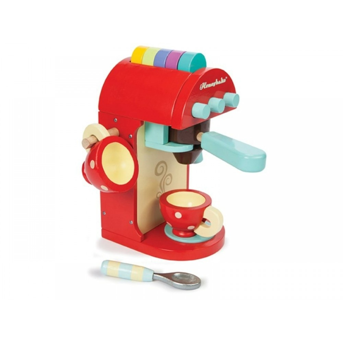 Le Toy Van Espresso kaffemaskine-31