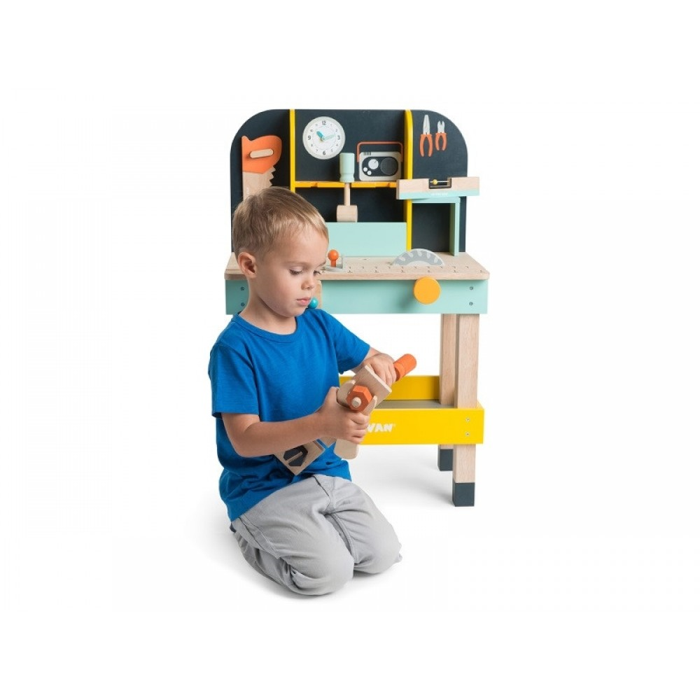 Værktøjsbænk Le toy Van-31