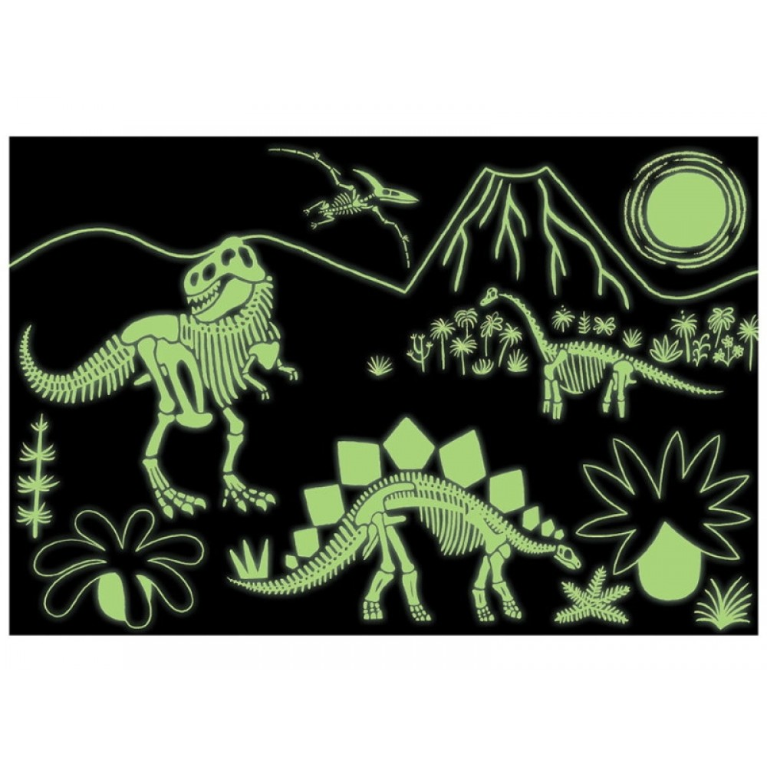 MudpuppyPuslespil100brikkerSelvlysendeDinosaurer-31