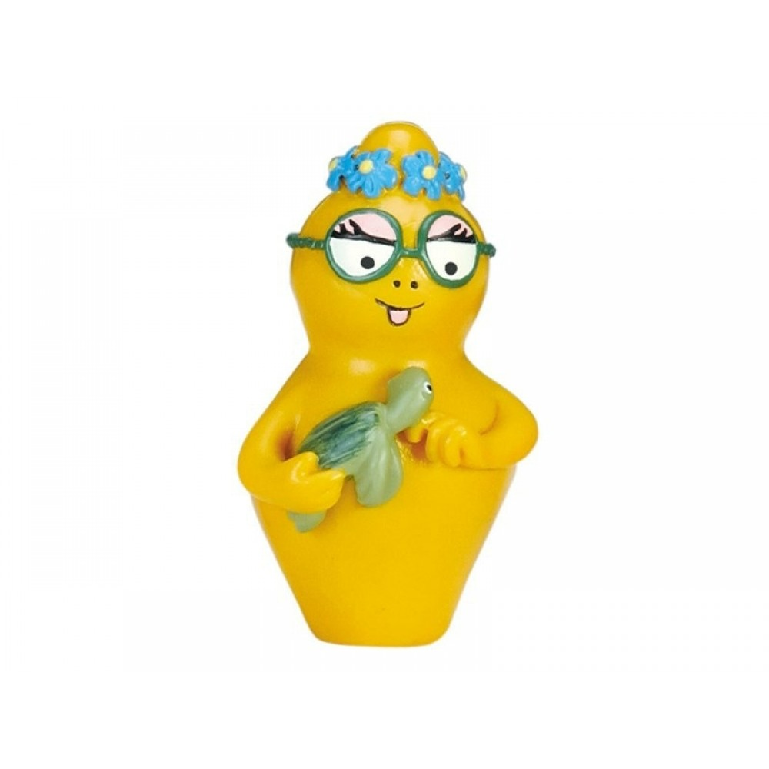 Plastoy Barbotine gul med skildpadde*-31