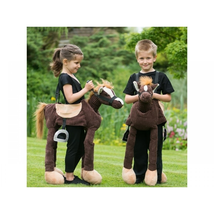 Travis Designs Dyre kostume hest, onesize-31