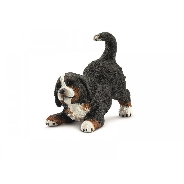 Berner Sennen hundehvalp fra Schleich-31