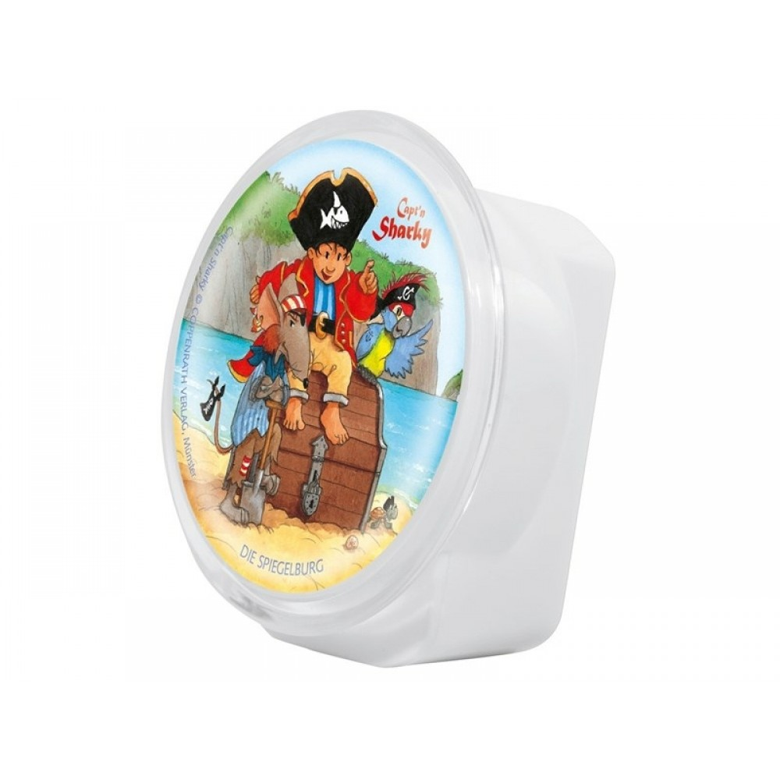 Kaptajn Sharky Natlampe med pirat-31