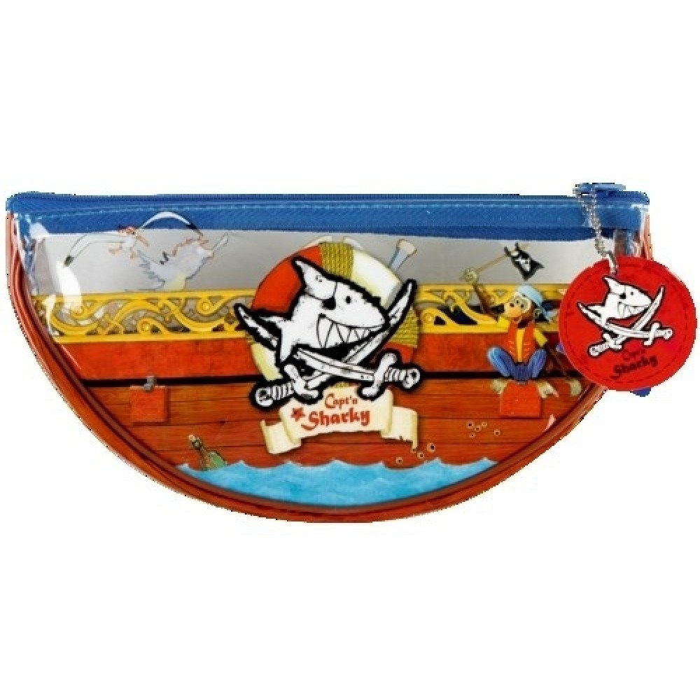 Kaptajn Sharky Penalhus-31
