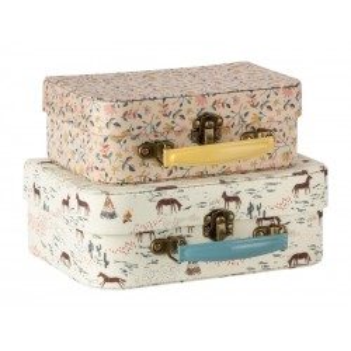 Kuffertsæt i stof Maileg-20