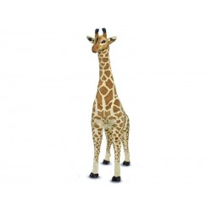 Melissa and Doug Kæmpe giraf bamse 140 cm høj*-21