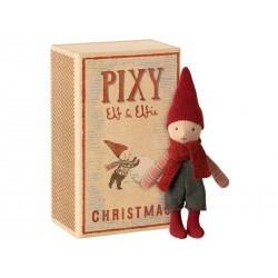 Maileg Pixy i box Elf-20