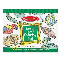 Melissa and Doug Malebog Dyr, jumbo-20