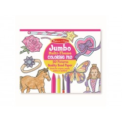 Malebog, Pink Jumbo Melissa and Doug-20