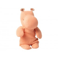 Maileg Safari Friends Hippo Small Apricot-20