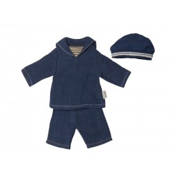 Maileg Best Friends, Sailor Set-20