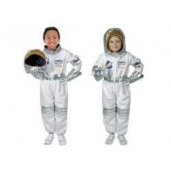 Melissa and Doug Astronaut kostume str. 3-6 år-20